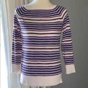 Loft 3/4 length sleeve sweater